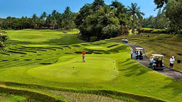 The Nirwana Bali golf club