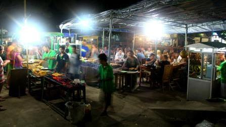 Gili Trawangan Night Market