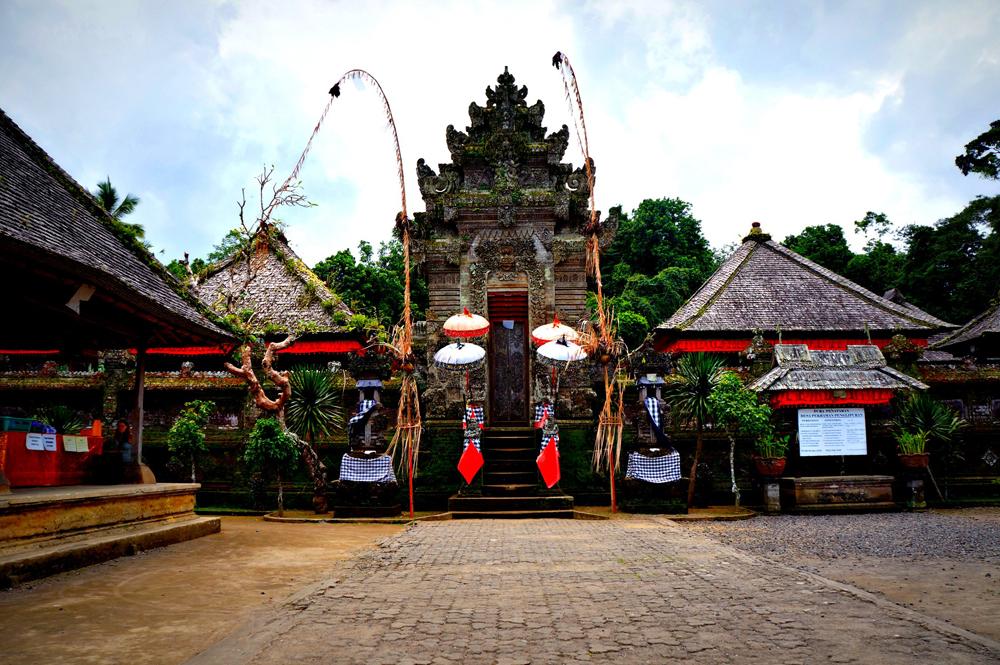 Temple Entrance Penglipuran