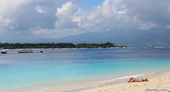 Beach Gili Trawangan