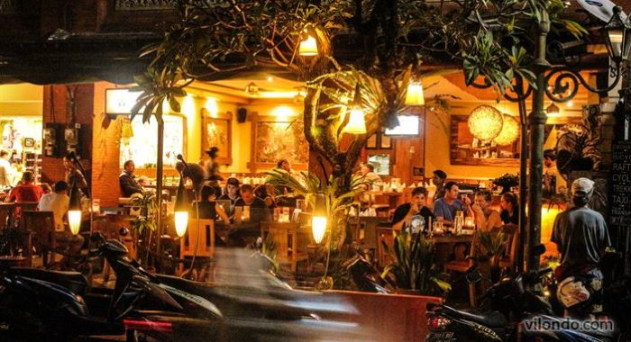 Dining In Ubud