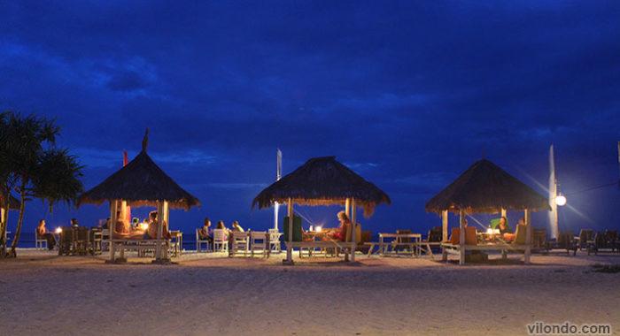 Gili Trawangan Beach Huts A Night