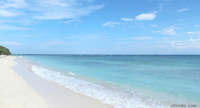 Gili Trawangan White Sand Beach