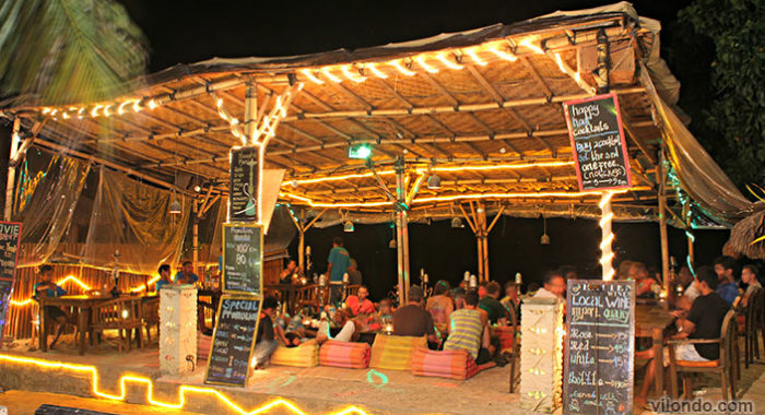 Gili Trawangan Nightlife