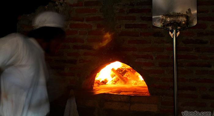 Pizza Oven Gili Trawangan
