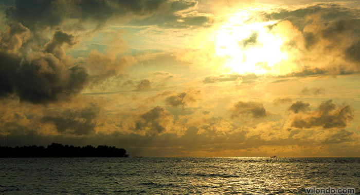 Sunset Gili Meno