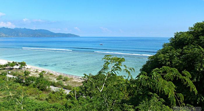 View Gili Trawangan