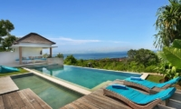 Swimming Pool - 353 Degrees North - Nusa Lembongan, Bali
