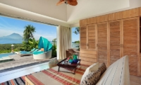 Bedroom with Outdoor View - 353 Degrees North - Nusa Lembongan, Bali