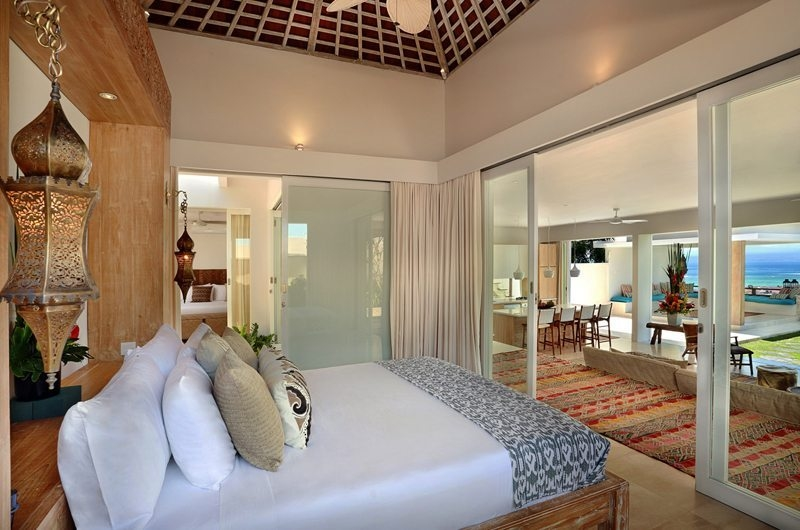 Bedroom with Sea View - 353 Degrees North - Nusa Lembongan, Bali