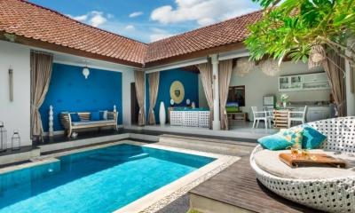 Pool Side - 4S Villas - Seminyak, Bali