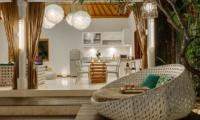 Seating Area - 4S Villas - Seminyak, Bali