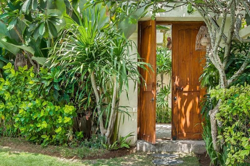Entrance - 4S Villas - Seminyak, Bali