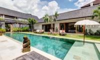 Swimming Pool - Abaca Villas - Seminyak, Bali