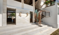 Outdoor Stairs - Abaca Villas - Seminyak, Bali