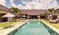 Pool Side - Abaca Villas - Seminyak, Bali