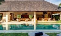 Private Pool - Abaca Villas - Seminyak, Bali