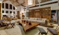 Living Area - Abaca Villas - Seminyak, Bali