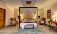 Spacious Bedroom - Abaca Villas - Seminyak, Bali