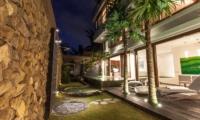 Gardens and Pool - AB Villa - Seminyak, Bali