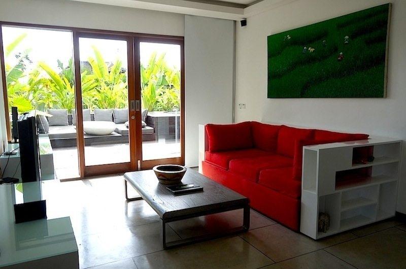 TV Room - AB Villa - Seminyak, Bali