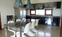 Kitchen and Dining Area - AB Villa - Seminyak, Bali