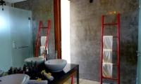 His and Hers Bathroom - AB Villa - Seminyak, Bali