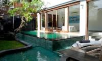 Swimming Pool - AB Villa - Seminyak, Bali