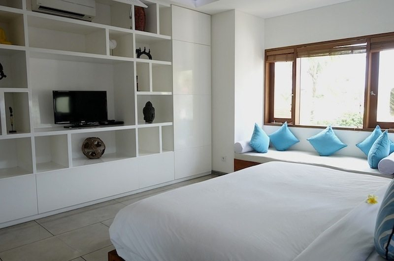 Bedroom with Sofa - AB Villa - Seminyak, Bali