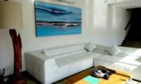 Lounge Area - AB Villa - Seminyak, Bali