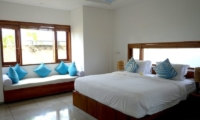 Bedroom with Seating Area - AB Villa - Seminyak, Bali