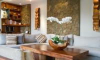 Lounge Area - Akara Villas 3 - Seminyak, Bali