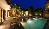 Private Pool - Akara Villas M - Seminyak, Bali