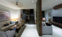 Lounge Area - Akara Villas M - Seminyak, Bali