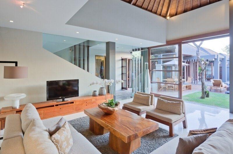 Family Area - Akara Villas - Seminyak, Bali
