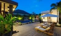 Gardens and Pool - Akara Villas - Seminyak, Bali