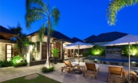 Pool Side - Akara Villas - Seminyak, Bali