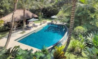 Swimming Pool - Alamanda Villa - Ubud, Bali