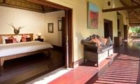 Bedroom View - Alamanda Villa - Ubud, Bali