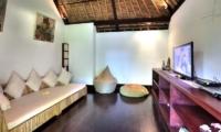 TV Room - Alamanda Villa - Ubud, Bali