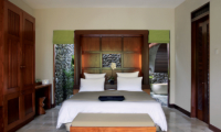 Bedroom and En Suite Bathroom - Alila Ubud Villas - Ubud, Bali