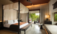 Spacious Bedroom - Alila Ubud Villas - Ubud, Bali