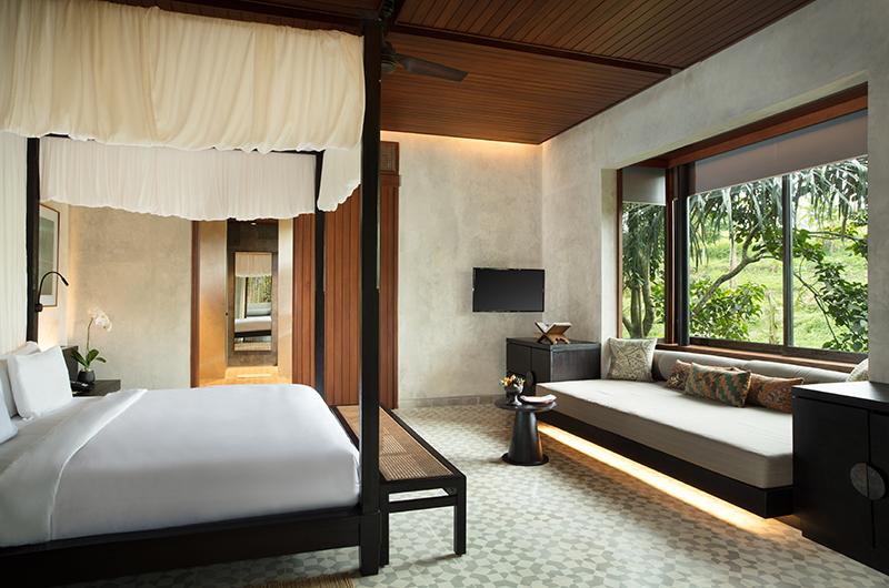 Bedroom with Seating Area - Alila Ubud Villas - Ubud, Bali