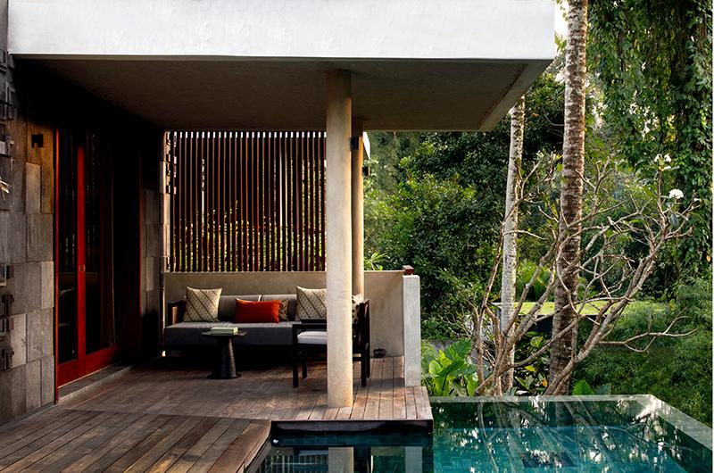 Seating Area - Alila Ubud Villas - Ubud, Bali