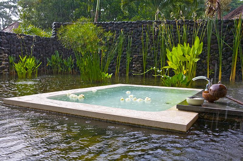 Outdoor Bathtub - Alila Ubud Villas - Ubud, Bali
