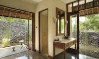 En Suite Bathroom - Alila Ubud Villas - Ubud, Bali