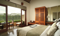Bedroom with Balcony - Alila Ubud Villas - Ubud, Bali
