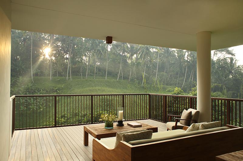 Lounge Area - Alila Ubud Villas - Ubud, Bali