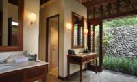 Bathroom - Alila Ubud Villas - Ubud, Bali