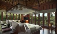 Bedroom with Sofa - Alila Ubud Villas - Ubud, Bali